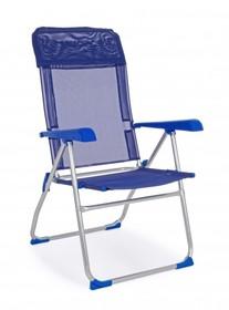 Krzesło rozkładane OCEAN BLUE