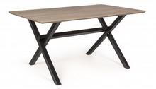 Stół PHILOS 150x90 - ciemny