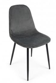 Krzesło IRELIA - grafitowy