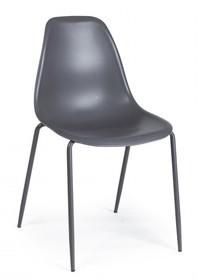 Krzesło IRIS - szary