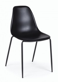 Krzesło IRIS - czarny