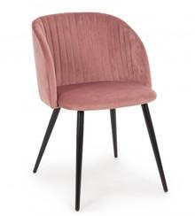 Krzesło QUEEN - różowy