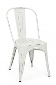 Krzesło MINNESOTA - biały