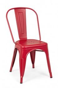Krzesło MINNESOTA - czerwony