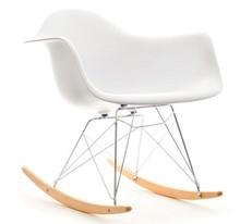 Fotel bujany MPA ROC - biały