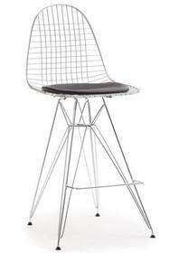 Krzesło metalowe EPS WIRE ROD - chrom
