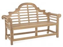 Ławka drewniana VERADERO