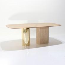 Stół do jadalni z marmuru CALI