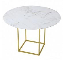 Stół z marmurowym blatem REGON