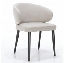 Krzesło z podłokietnikami TINA
