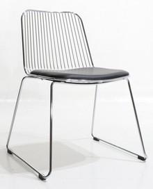 Metalowe krzesło REN