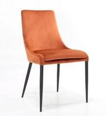 Krzesło tapicerowane LIA
