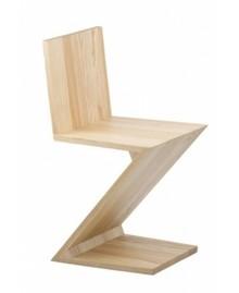 Krzesło gięte drewniane ZIG ZAG