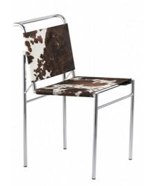 Krzesło ze skóry RUNNER