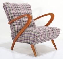 Fotel z podłokietnikami BAMALA