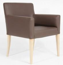 Fotel tapicerowany RONBY