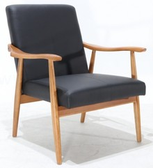 Fotel z podłokietnikami LENA