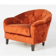 Ames fotel pikowany