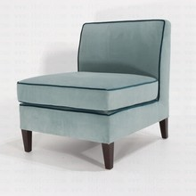 Rovnik fotel bez podłokietników