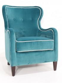 Fotel z niskim oparciem BLUC
