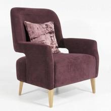 Fotel tapicerowany RAVERI
