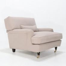 Fotel z grubym siedziskiem MAPIU