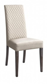 Krzesło z tapicerowanym oparciem MEDEA