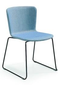 Calla S M_T ts krzesło na płozach