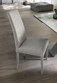 Bellinzona krzesło do jadalni tapicerowane