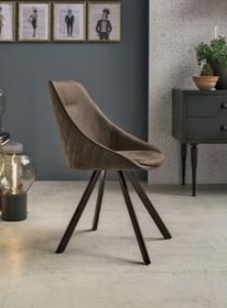 Bilbao krzesło tapicerowane do jadalni
