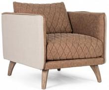 Fotel tapicerowany HELSTON
