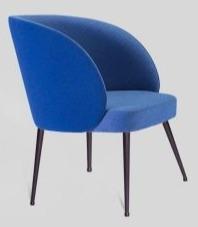 Nowoczesny fotel kyoto/m do salonu