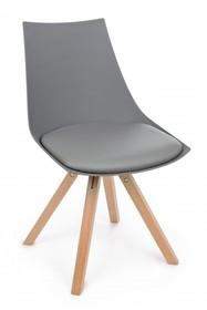 Krzesło MAYER - szare