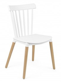 Krzesło WARREN - białe