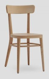 Nowoczesne krzesło milano do jadalni, kuchni, restauracji