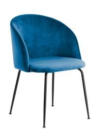 Krzesło tapicerowane DELINA