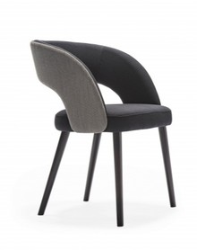 Eleganckie krzesło ring do jadalni I salonu