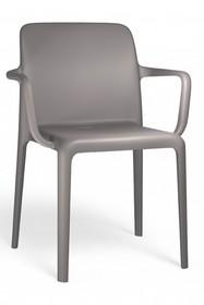 Krzesło z podłokietnikami BAYO