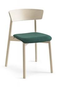 Krzesło tapicerowane CLELIA