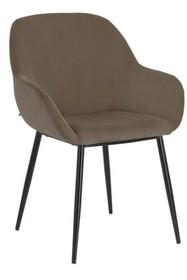 Krzesło NAKON - ciemnoszare