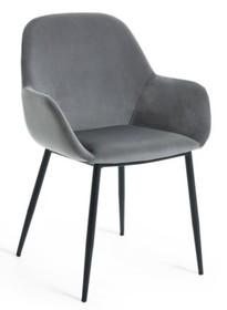 Krzesło NAKON - szare