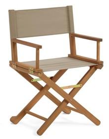 Drewniane krzesło ogrodowe LISA