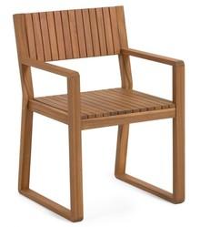 Nowoczesne krzesło ogrodowe ELIM