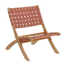 Fotel do ogrodu BELICHA