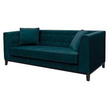 Sofa 3-osobowa LEYA - turkusowy
