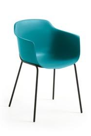 Krzesło z polipropylenu SUMIKHA - niebieski