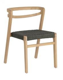 Drewniane krzesło ogrodowe LIDEA
