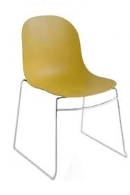Krzesło na płozach z polipropylenu ACADEMY CB1696