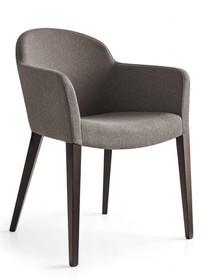 Krzesło z podłokietnikami GOSSIP
