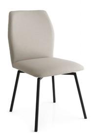 Krzesło metalowe obrotowe HEXA